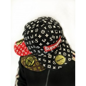 Бейсболка LOUIS VUITTON x Supreme
